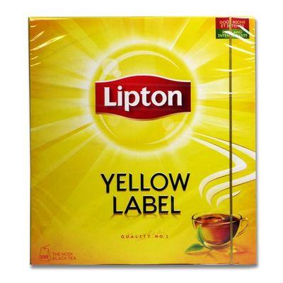 Lipton - Yellow Label - 100 teabags