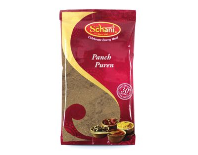 Schani - Panch Puren Spice Mix - 100g