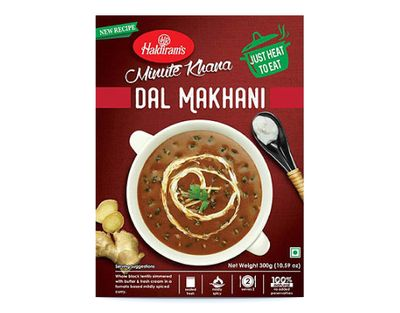 Haldiram - Dal Makhani Ready-to-Eat Meal with Lentils - 300g