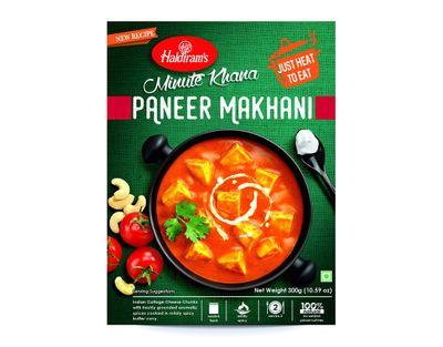 Haldiram - Paneer Makhani (ready-to-eat) - 300g