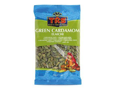 TRS - Elaichi Green Cardamom - 50g