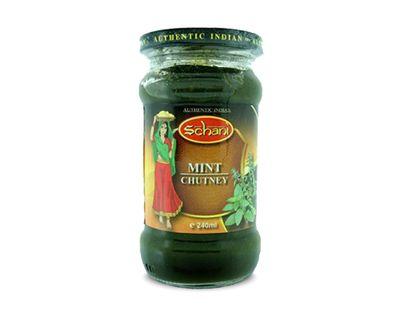 Schani - Mint Chutney - 240ml