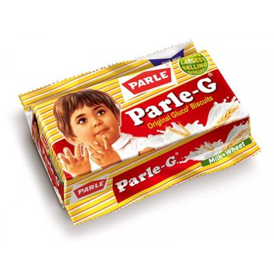 Parle-G Biscuits - (pack of 6) - 80g per pack