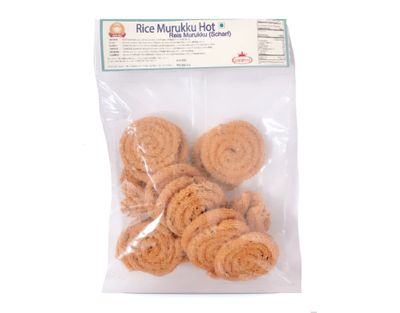 Annam - Murukku Hot Rice Cakes (light colour) - 200g