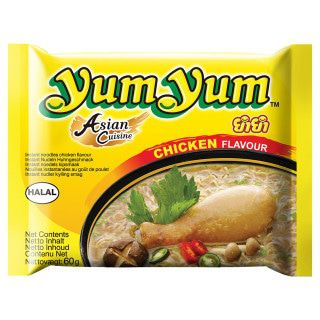 Yum Yum Noodles - Chicken Flavour - 85 Grams
