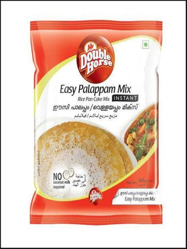 Double Horse Easy Palappam Mix - 500 Grams