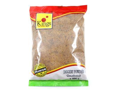 Kings - Cane Sugar Powder (Jaggery) - 500g