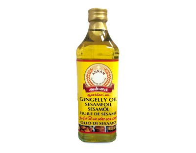 Annam - Sesame Oil (Gingelly Oil) - 375ml