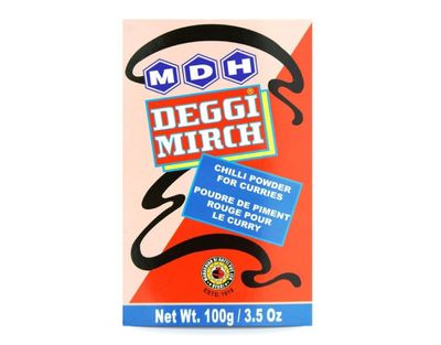 MDH - Deggi Mirch Chilli Powder - 100g