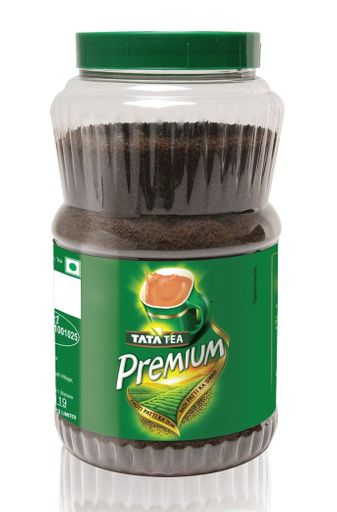 Tata Premium Loose Tea Jar - 1kg