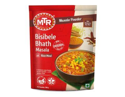 MTR - Bisibele Bhath Masala Mix - 100g