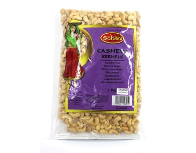 Schani - Cashew Kernels/Nuts - 100g