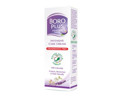 Boro Plus - Skin Care Cream fragrance free - 50ml
