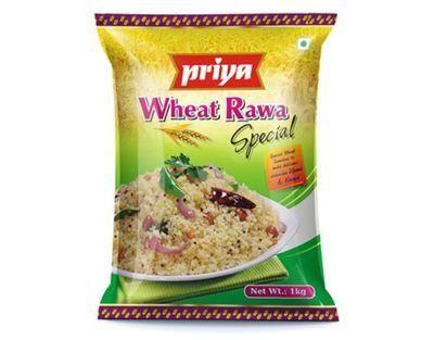 Priya - Special Wheat Rawa - 1kg