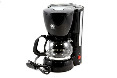 All Ride Kaffeemaschine für 6 Tassen 24V/300W