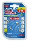 Lampa Soffittenlampe SV8,5-8 12V 5W 2er-Pack 001
