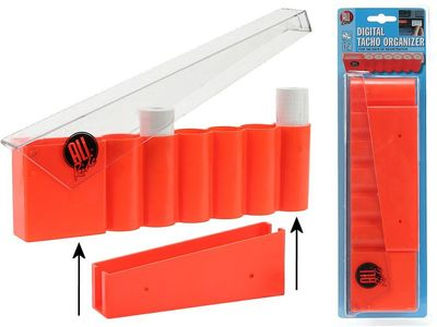 All Ride Digital Tacho-Organizer orange