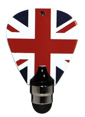 APP WRITER Design Stylus, Union Jack
