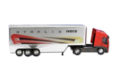 New Ray Iveco Stralis LKW Modell 1:32