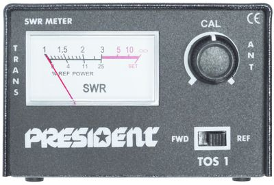 Stabo President TOS-1 SWR Meter