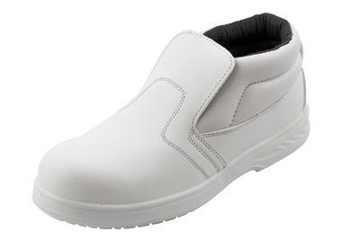 SIKA Select Slip-On Sicherheitsschuh Low Boot weiß S2, SRC