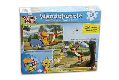 KMS - Innovakids Wendepuzzle Winnie Puuh 48 Teile