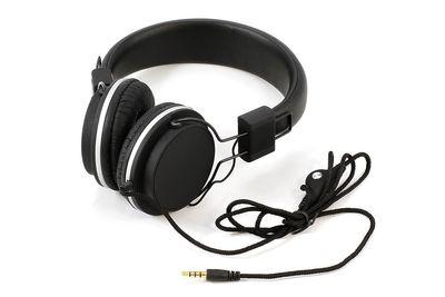 KMS - Headphone Kopfhörer, schwarz