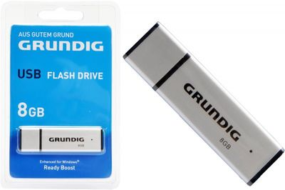 GRUNDIG USB-Stick Flash Drive 8GB