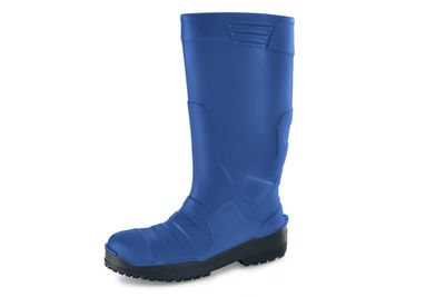 Shoes for Crews Sicherheitsgummistiefel Sentinel PU Wellington S4 - Unisex blau