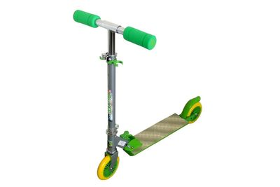 KMS - Step Scooter Kinder Tretroller bis 50 kg grün