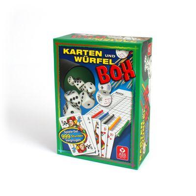 ASS Altenburger Karten und Würfel Box