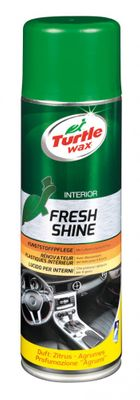 Turtle Wax FreshShine Cockpitpflege Spray Zitrus