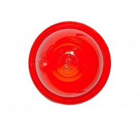 ALL Ride Lichtscheibe II mit E-Prüfzeichen rot