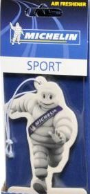 MICHELIN Air Freshener Duftnote Sport