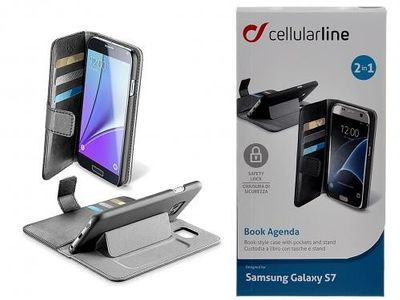 cellularline Smartphone Tasche Samsung Galaxy S7