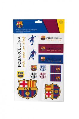 FC Barcelona Aufkleber Set DIN A4