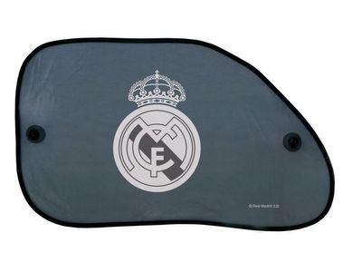 Real Madrid Sonnenschutz 38x65 cm 2 Stück