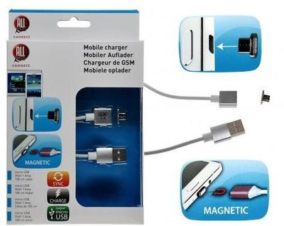ALL Ride Connect Mobile Charger mit magnetischer Funktion