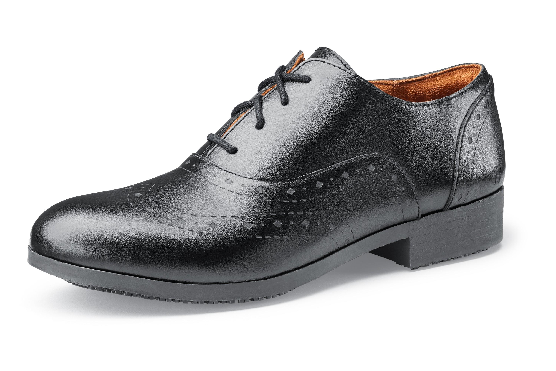 shoes for crews kora arbeitsschuhe damen schwarz shopverkaufsware schuhe bekleidung. Black Bedroom Furniture Sets. Home Design Ideas