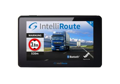 IntelliRoute TR6000 DVR LKW Navigationssystem