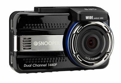 Snooper DVR-5HD Fahrtenrekorder/Dashcam