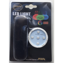KMS - Grace Mate Poppy LED Beleuchtung 12-24V Blau