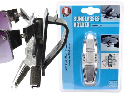 All Ride Brillen-Halter & Clip, 360° drehbar