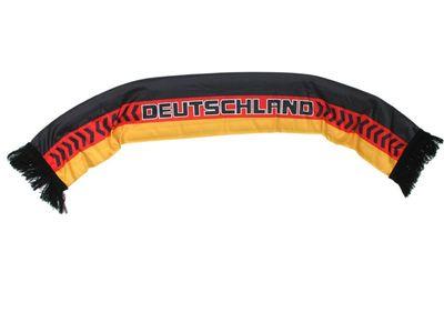 """Fan Schal Schwarz-Rot-Gold """"Deutschland"""""""