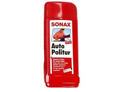 SONAX Auto Politur Hochglanz 250 ml