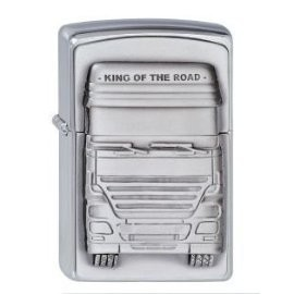 Orignal ZIPPO Feuerzeug - King of the Road