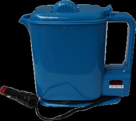 Wasserkocher PTC 12 V - 150 W blau