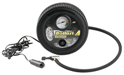 Bottari Kompressor Wheel 12 V 260 PSI