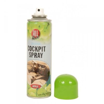 All Ride Silicone Cockpit Spray Apfel 225ml