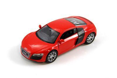 WELLY Audi R8, farblich sortiert